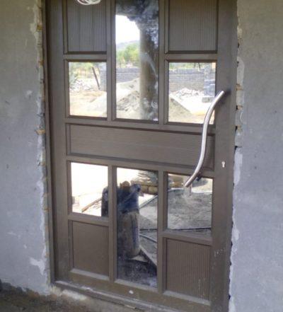 aluminium doors rustenburg